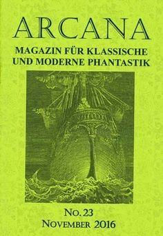 Magazin für klassische und moderne Phantastik von Robert N. Cricket, Cover, Books, Movie Posters, Classic, Libros, Cricket Sport, Book, Film Poster