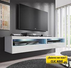Muebles Bonitos –Mueble TV modelo Tobic (160 cm)... #mueble #salon