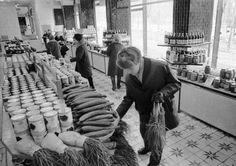 Советские прилавки - небольшой фоторепортаж