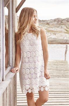 Capri Collection | June dress, valkoinen | Putiikki Rannalla Rachel Zoe, Smart Casual, Capri, June, Street Style, Fashion Outfits, Book, Summer, Collection