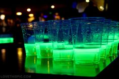 Glowing Green Drinks Pictures, Photos, and Images for Facebook, Tumblr, Pinterest, and Twitter