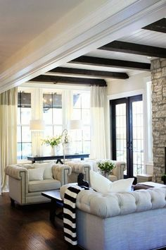 Sometimes the idea of re-doing a whole room can seem downright overwhelming and all you really need anyway is just a quick hit of style to...