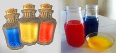 How to make Chu Jelly from the Legend of Zelda series   o.o;; need to go through and check this out!!!