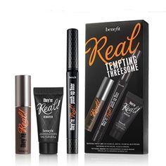 They're Real! Mascara & Eyeliner Set