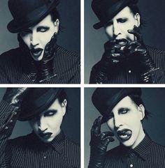 Marilyn Manson is new God