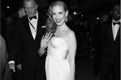 Jessica Chastain | #Cannes Film Festival, Day 3