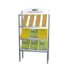 Classic Brochure Stand