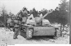 StuG III Ausf. F, Russia, 1943