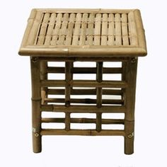 Shop for Handcrafted Bamboo End Table (Vietnam). Get free delivery at Overstock.com - Your Online Furniture Destination! Get 5% in rewards with Club O!