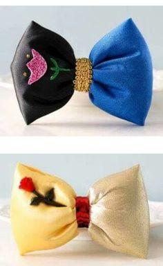 Saiba mais clicando no pin. Baby Girl Bows, Girls Bows, Ribbon Art, Ribbon Crafts, Homemade Bows, Disney Hair Bows, Handmade Hair Bows, Ribbon Hair Bows, Christmas Bows