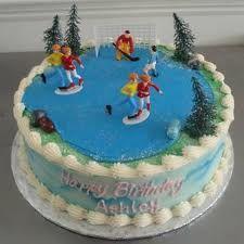 Ice Skate Cake Cakes Pinterest Cake
