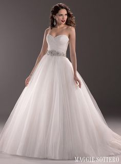 Large View of the Aleah Bridal Gown