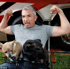 Dog Whisperer Cesar Millan to pay his wife $400,000 divorce ...