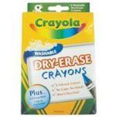 Think & Paint | Crayolas de borrado en seco