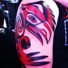 haida art on pinterest haida art haida tattoo and thunderbird tattoo. Black Bedroom Furniture Sets. Home Design Ideas