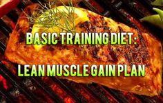 Training Diet Plan