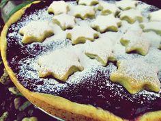 Reteta culinara Desert tarta de post cu visine din categoria Prajituri. Cum sa faci Desert tarta de post cu visine Pastel, Vegan, Cookies, Desserts, Food, Crack Crackers, Tailgate Desserts, Cake, Deserts