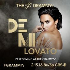 Performs at the Grammys but had yet to win a Grammy.