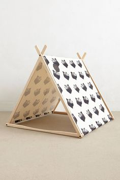 Black Bear Play Tent