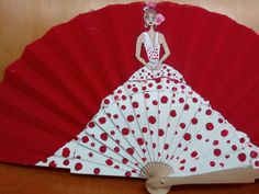 Antique Fans, Fan Decoration, Japanese Paper, Hand Fan, Paper Dolls, Party Themes, Decoupage, Diy And Crafts, Cool Stuff
