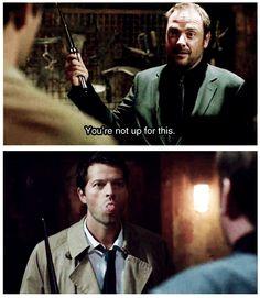 Misha and Mark, gag reel