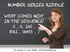 What Comes Next in the Sequence: 0, 11, 235, 8132, 13455, ? - BhaviniOnline.com