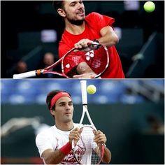 Twitter / kkiara89: @stanwawrinka & Federer ...