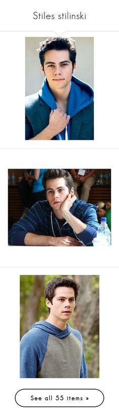 """""""Stiles stilinski"""" by legends-never-die ❤ liked on Polyvore featuring teen wolf, dylan o'brien, people, dylan, celebrities, guys, pictures, stiles, quotes and text"""