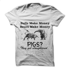 bulls bears and pigs in the market - #flannel shirt #couple sweatshirt. BUY NOW => https://www.sunfrog.com/Faith/bulls-bears-and-pigs-in-the-market.html?68278