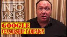 Marines Land @ Langley, Stop Coup, Google Launches Censorship, ALEX JONE...