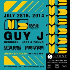 Anew Productions: Tickets and Event Information @ SOUND NIGHTCLUB - ...