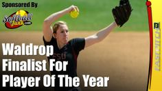 Waldrop Named Finalist for Player of the Year  Read the full article http://fastpitch.tv/waldrop-named-finalist-player-year  Please visit my website http://SoftballJunk.com/  Subscribe to the newsletter http://fastpitch.tv/newsletter  Private message me if you are interested in joining the Fastpitch Blog writers team.  View my books for the Kindle http://fastpitch.tv/fastpitch-tv-publishing