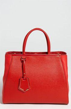 Fendi '2Jours Elite' Leather Shopper    $2,260.00