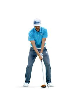 """""""I feel like my swing will hold up at crunch time."""" —Rickie Fowler"""