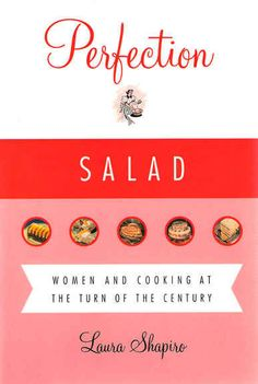 """""""Meticulous, often humorous, social history about American women food crusaders at the turn of the century and the influential culinary style they engineered. With sly humor and lucid insight, Laura Shapiro uncovers our ancestors widespread obsession with food, and in doing so, tells us why we think as we do about food today. Not a cookbook."""""""