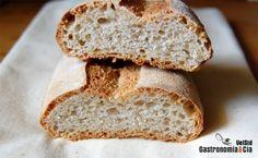 Pan con sémola de cebada