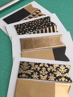 Gold Collection Sticky Notes / Page Flags / To Do / ECLP / Erin Condren