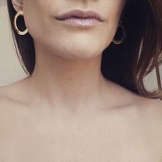Earring made in silver