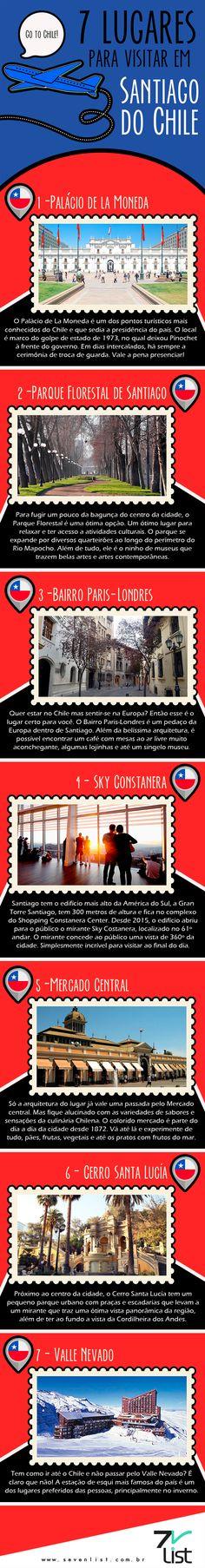 Viagem para: Chile