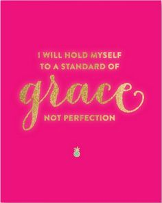 Why try so hard to live a perfect life, stressing about every fault? When you can break free from guilt and live in grace!