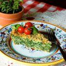 Italian Food Forever » Torta di Erbe – Country Egg & Greens Tart