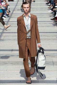 Sfilata Moda Uomo Louis Vuitton Parigi - Primavera Estate 2017 - Vogue