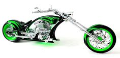 Orange County Choppers | Shahak Chopper