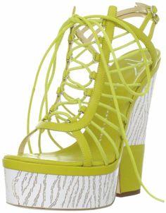 0f3de9886 Amazon.com  Giuseppe Zanotti Women s E20274 Platform Sandal
