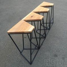 Барный стул Irony - фото 6 | Чёрный