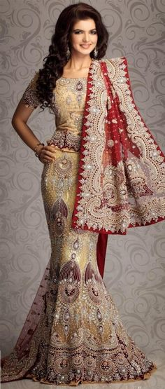 Whether it is a Karva Chauth, Engagement function,Wedding or any other function, Ethnic wear is
