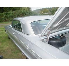 1964 Chevrolet Impala for sale in Cadillac, Michigan Chevy Diesel Trucks, 4x4 Trucks, Lifted Trucks, Ford Trucks, 1957 Chevrolet, Chevrolet Trucks, Chevrolet Impala, Impala For Sale, Ford F Series