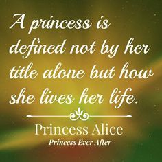 From Princess Ever After