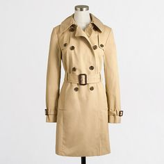 perfect classic trench