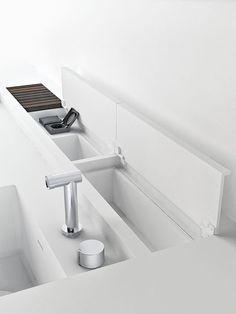 Boffi Sink Storage | Remodelista
